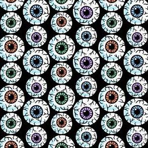 Colorful Eyeballs