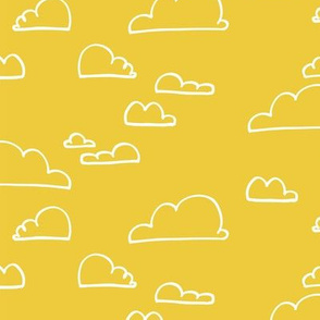 Clouds Yellow