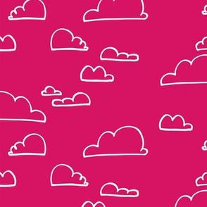 Clouds Pink