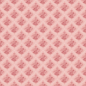 Vintage Floral Pink Small