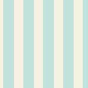 Cream Kiwi Stripe