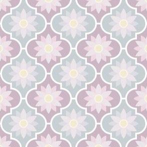 09169598 : crombus flower : lilacmauve