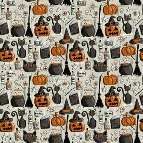 vintage halloween C