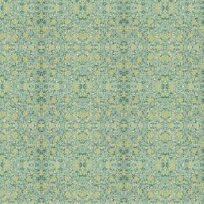 William Morris Jasmine, mirrored