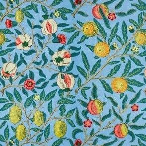 William Morris, Fruit or Pomegranate, mirrored