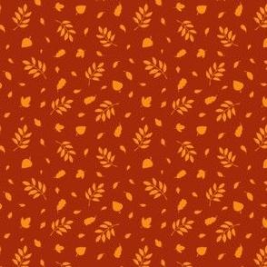 Tiny Leaves / Orange