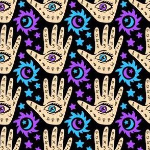 Psychic Palm Reader