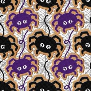 Spiderwebbed_Spider_Cookies