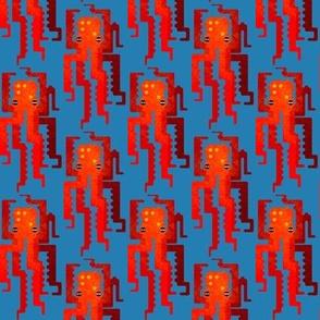 Square Octopus