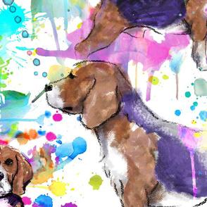 beagle repeat large
