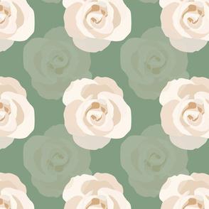 green_rose_seaml_stock