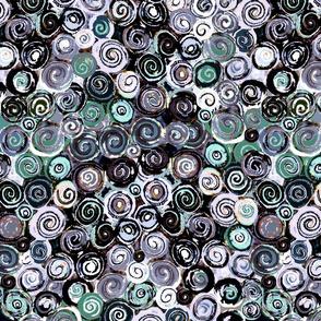 Scrolls - lichen
