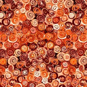 Scrolls - pumpkin spice