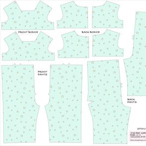 star overalls