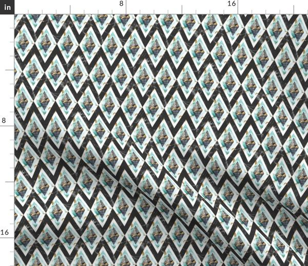 Awesome Fabric By The Yard Marble Pattern Art Deco 1920 3 Inch Diamond Download Free Architecture Designs Grimeyleaguecom