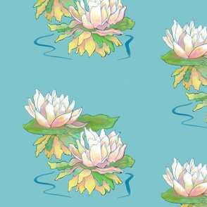 Water Lilies Medium
