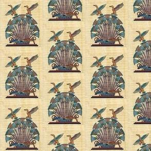 papyrus birds