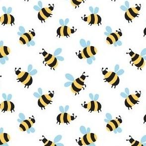 Big Bee Allover