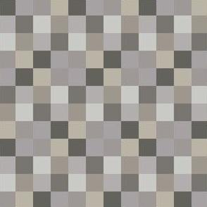 Mixer Tan Grey Cream