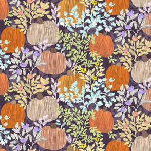 Pumpkin Pick'n Stitch'n