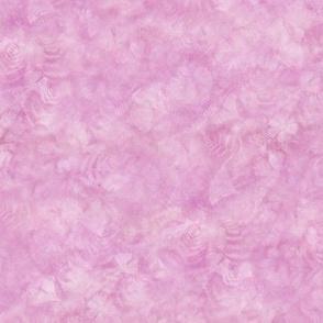 Mauve Pink Ginkgo Fern Sunprint Texture