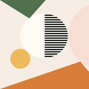 Horizons | Cheater Quilt