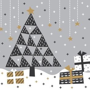 Scandinavian Christmas Tree_Jumbo