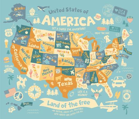 Explore America - Jumbo