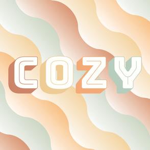 Cozy Cheater Quilt - © Autumn Musick 2019