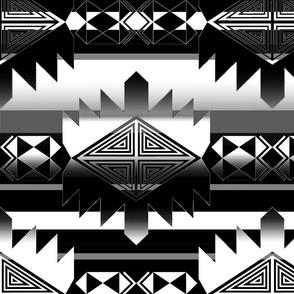 Okotoks Black and White