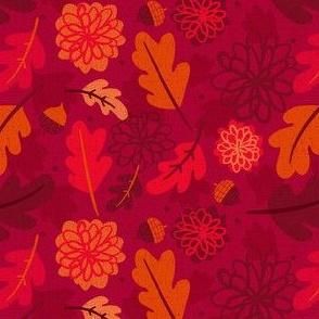Mabon Leaves