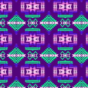 Pretty Blanket Purple II