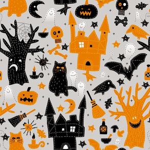 Halloween-Gry
