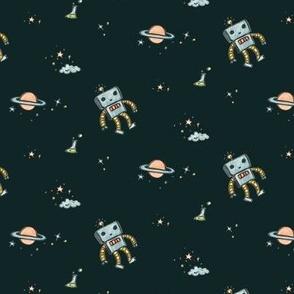 Space Robot Adventure
