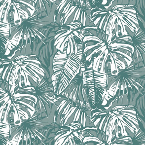 greengreen jungle
