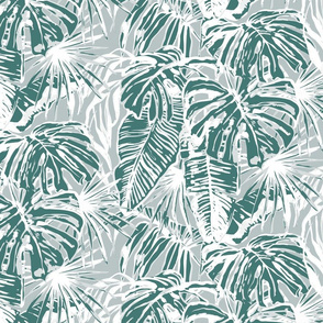 green jungle negative
