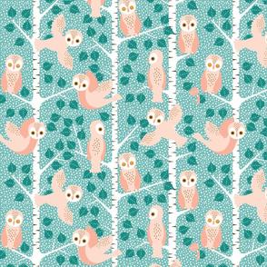owlsinforest - blush