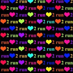 Love 2 Run Small Scale