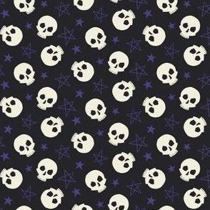 Stars & Skulls, dark