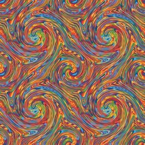 Liquid Rainbow Portal