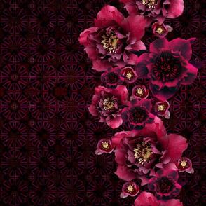 Vinter roses