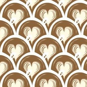 Cup of Love / chocolate coffee mocha  med