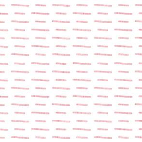 pink linen dash