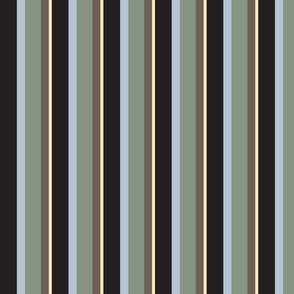 Evening Stripes