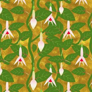 Beaten Gold Fuchsia
