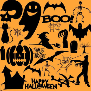 This is Halloween reversed