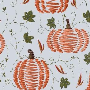 Stitched Pumpkins