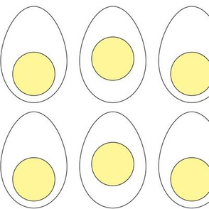The well done egg