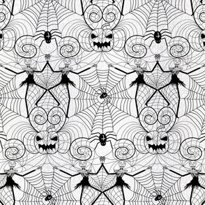 halloween nightmare lace