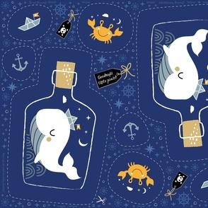 plushie ☆ good night pirates tales